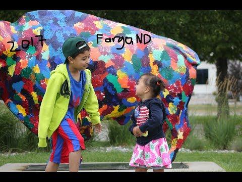 Family in Fargo ND Summer of 2017