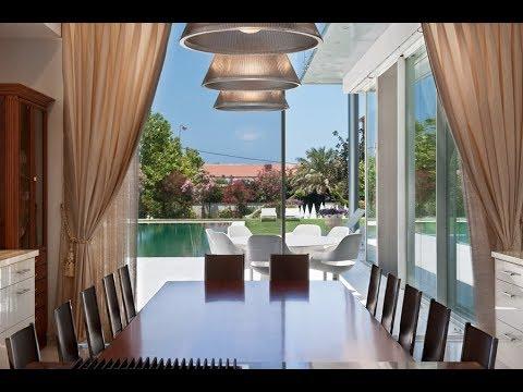 שונות בית יוקרתי למכירה בהרצליה פיתוח קו שני לים בתים פרטיים בהרצליה ON-07