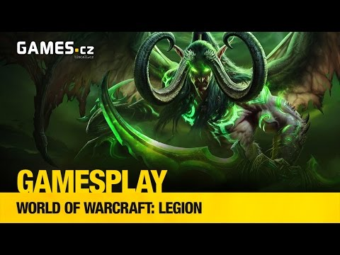 GamesPlay: World of Warcraft: Legion