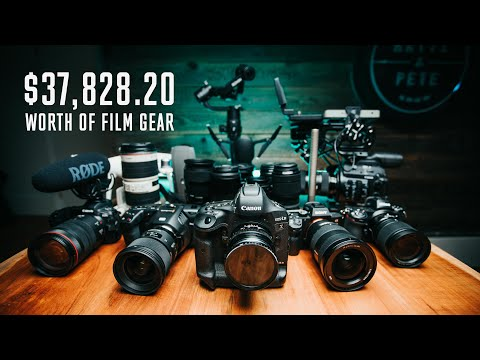 How you can afford EXPENSIVE CAMERA GEAR