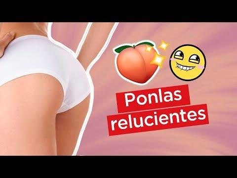 ELIMINA GRANITOS Y MARCAS DE POMP!S  🍑✨¡RELUCIENTES!