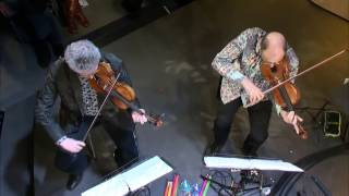 """Kronos Quartet performs Rhiannon Giddens' """"At the Purchaser's Option with variations"""""""