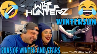 Download lagu Wintersun - Sons Of Winter And Stars   The Wolf HunterZ Reactions   First Time