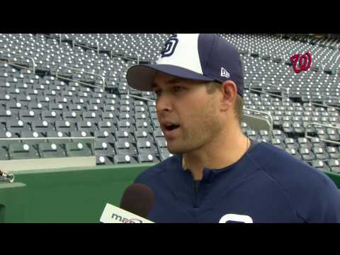Craig Stammen reflects on time with Nats