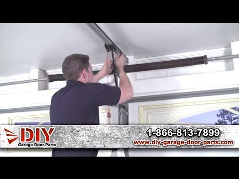 Garage Door Springs How To Video Save Hundreds Of Dollars