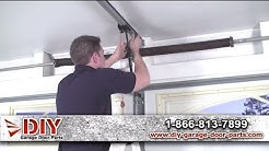 Garage Door Springs How To Video Save Hundreds Of Dollars Replacing Garage Door Springs - 2018