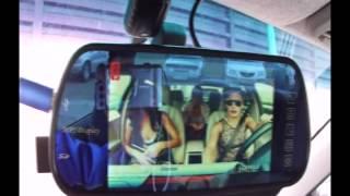 Камера заднего вида + зеркало-монитор 7' + Bluetooth + USB + SD(Не удобно парковаться на тесных площадках возле офиса? Хотите видеть всё, что происходит сзади вашей машины..., 2014-05-21T09:46:39.000Z)