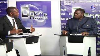 DROIT DE RÉPONSE EQUINOXE TV DU DIMANCHE 13  MAI 2018