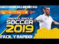 HACK! DE MONEDAS INFINITAS PARA DREAM LEAGUE SOCCER 2019 | SIN ROOT | FACIL Y RAPIDO