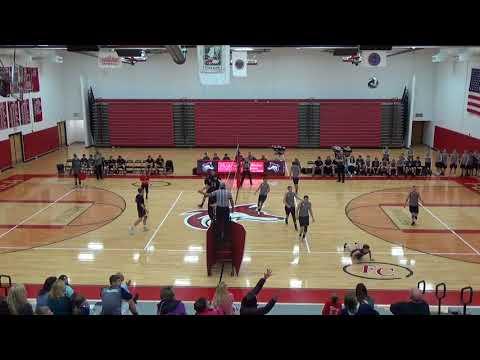 Shaler Volleyball @ Fox Chapel 2018 Game 1