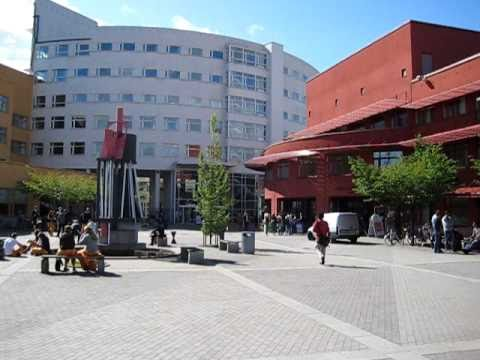 Jönköping University campus, Sweden