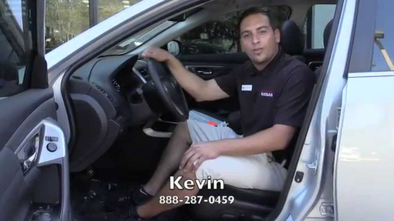 2016 Nissan Altima, Maus Nissan New Port Richey Tampa New Car Dealer    YouTube