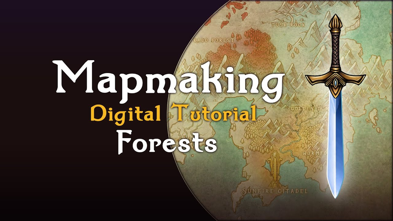 Download Fantasy Mapmaking: Forests