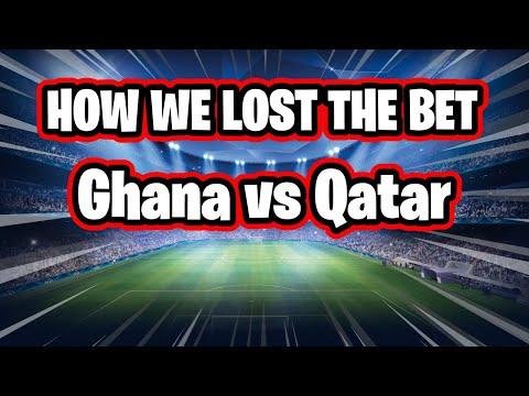 Sports Betting Tips - Ghana vs Qatar 5-1 12/10/20