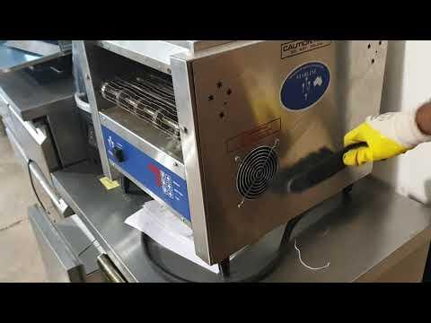 Toaster - Clean fan