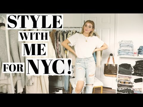 Style With Me For Fall | Cold Weather Outfits!