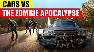 Are Cars GOOD in a Zombie Apocalypse?