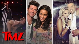 Robin Thicke Attempts to SAVE HIS MARRIAGE! | TMZ