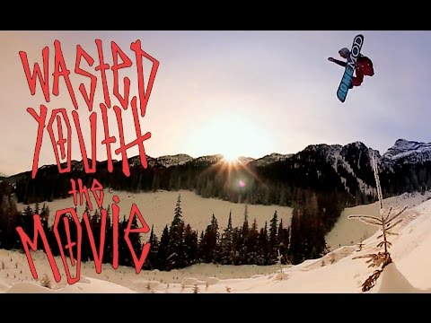 WASTED YOUTH THE  MOVIE | SNOWBOARDING