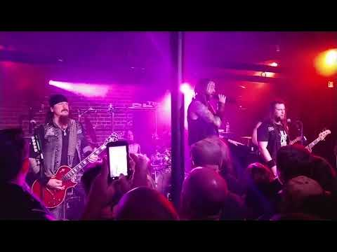 Iced Earth - Raven Wing (Live) 2018