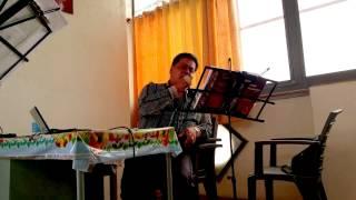 Noorondu Nenapu Karaoke Cover By Vishnu Raman