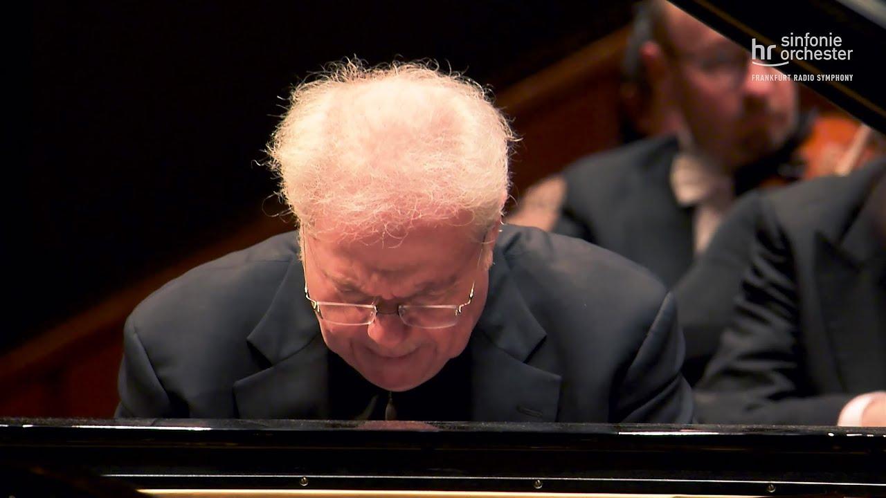 Mozart: Klavierkonzert d-Moll KV 466 ∙ hr-Sinfonieorchester ∙ Emanuel Ax ∙ David Afkham