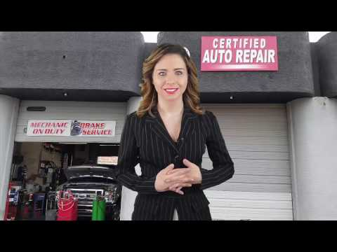 VMAC Certified Auto Repair 5090 W. Bethany Home Road Glendale, AZ. 85301