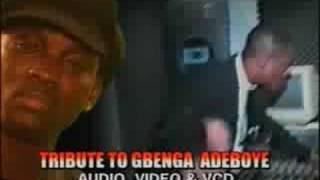 Late Gbenga Adeboye- American Exposure 4