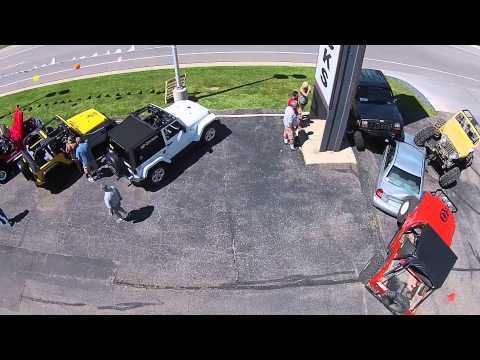 Adamson motors jeep freedom days 2015 youtube for Adamson motors rochester mn