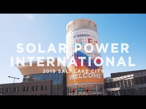 Fresh from Solar Power International: Sunflare's new Products, new Applications