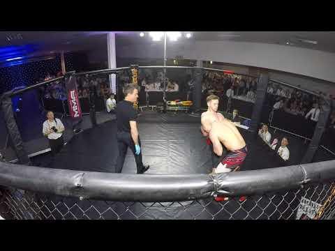 Ultra MMA | Bristol | Ring 2 | Brad Morris VS Corey burton