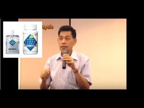 严重肾脏病 - 60岁的病人 - Acute Kidney Failure of a 60 yr Patient - Super Lutein Testimonial -  識霸见证