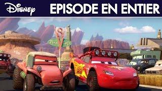 Cars Toon - Les 500 miles de Radiator Springs