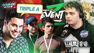 Video ZEVENT TRIPLE A KAMETO TRÈS INTIME : HAYDAL, BROHOUSE.. 😢 download MP3, 3GP, MP4, WEBM, AVI, FLV November 2018