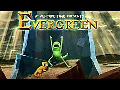 Evergreen Full Episode Adventure Time Episodio Completo Youtube