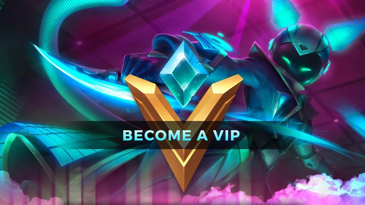 VIP Program - Official Paladins Wiki