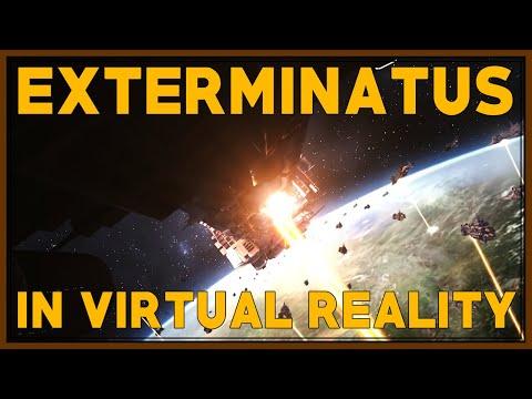 Warhammer 40,000 Exterminatus in VR - VRChat