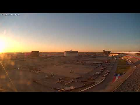 Cloud Camera 2019-01-29: Texas Motor Speedway