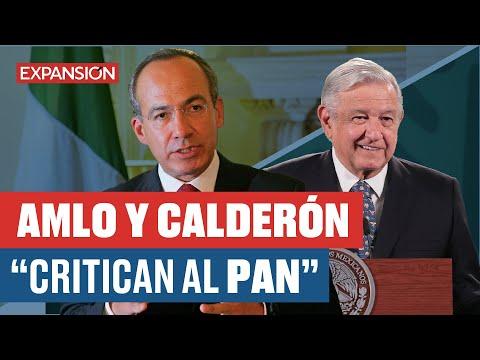 AMLO y CALDERÓN coinciden por PRIMERA VEZ en algo   ÚLTIMAS NOTICIAS