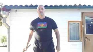 упражнения с палкой, для похудения
