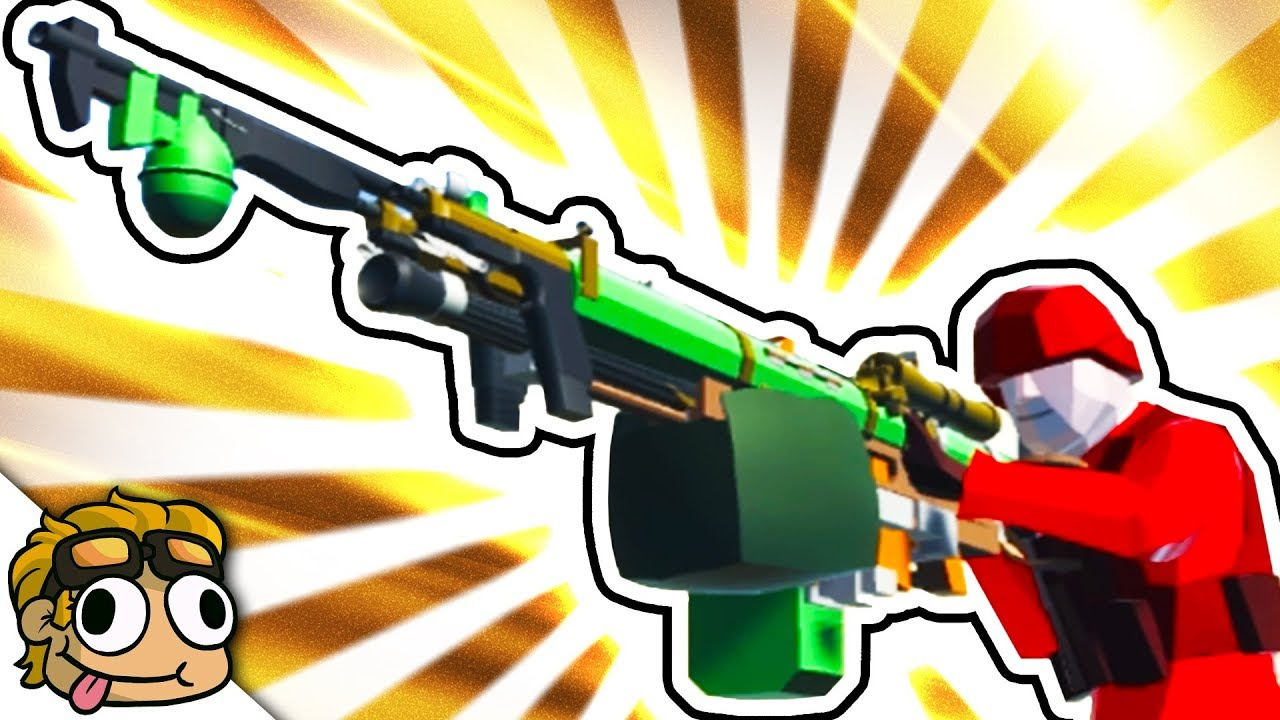 THE MOST OVERPOWERED WEAPON MOD EVER! 🔥 Ravenfield Custom Mod and Map  Gameplay 💥