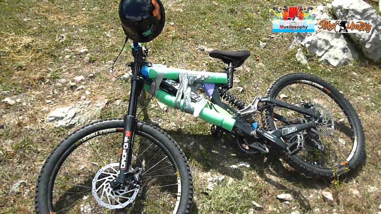 Montain Bike per Jumping e acrobazie (Sport estremi) - YouTube