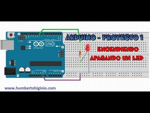Tutorial de Arduino en Espaol - Aprende Robotica