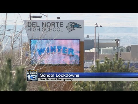 Police investigate after shots fired lead to Del Norte High School lockdown