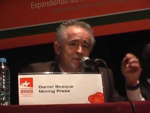 Argentina Mining 2008 - Conferencias - Mendoza 25 al 28 de Agosto