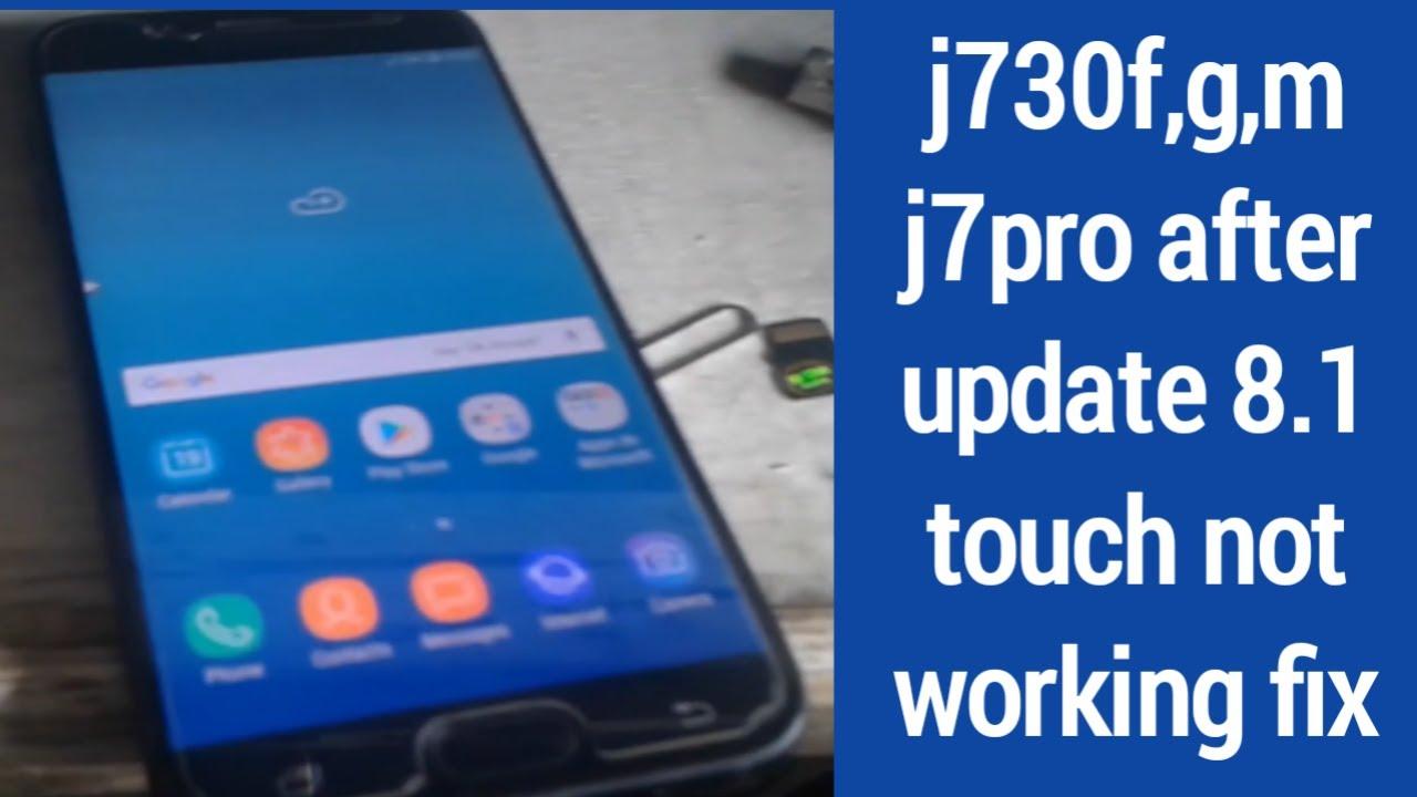 Fix Samsung J730g Touch Not Work After Update – Fondos de Pantalla