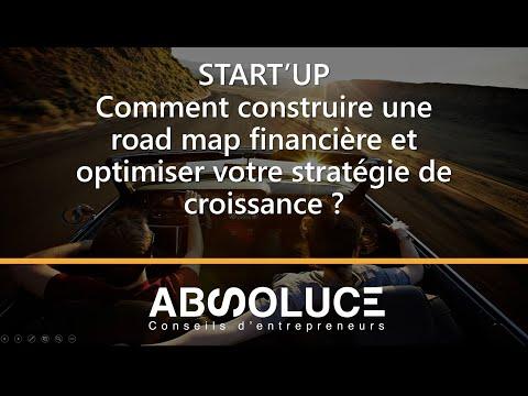Tutoriel roadmap financiere startup 20 min Mai 2019