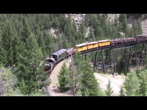 USA 02 GLRR 2-08-12 Georgetown Loop Railroad Colorado USA