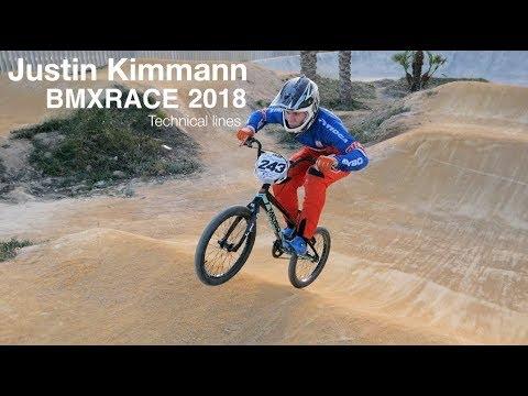 Justin Kimmann - BMX Race Skills Part #1