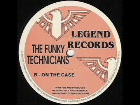 Funky Technicians - On The Case